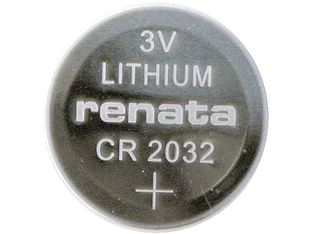 Relags Button Battery CR 2032 3V 210mah Lithium 10 Pièces